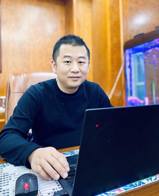 网道CEO 陈宇
